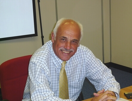 picture of John Hodges owner and chairman of Acumen Logistics